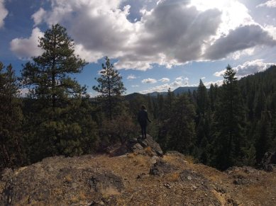 Wildcat Mountain Morning Hike 11