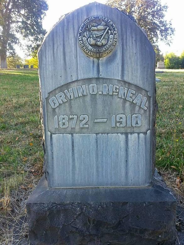Odd Fellows Cemetery 1